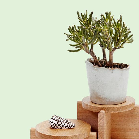 wood-pedestal